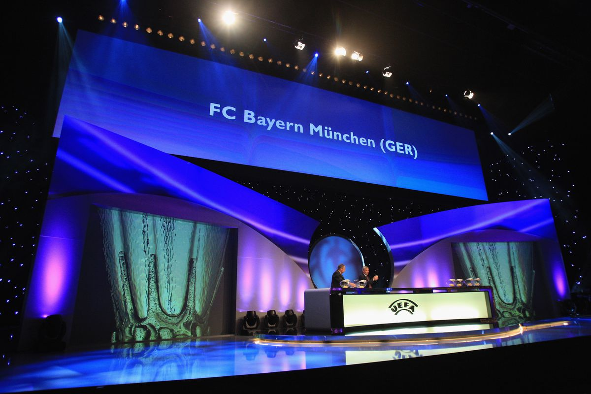 UEFA Cup Draw