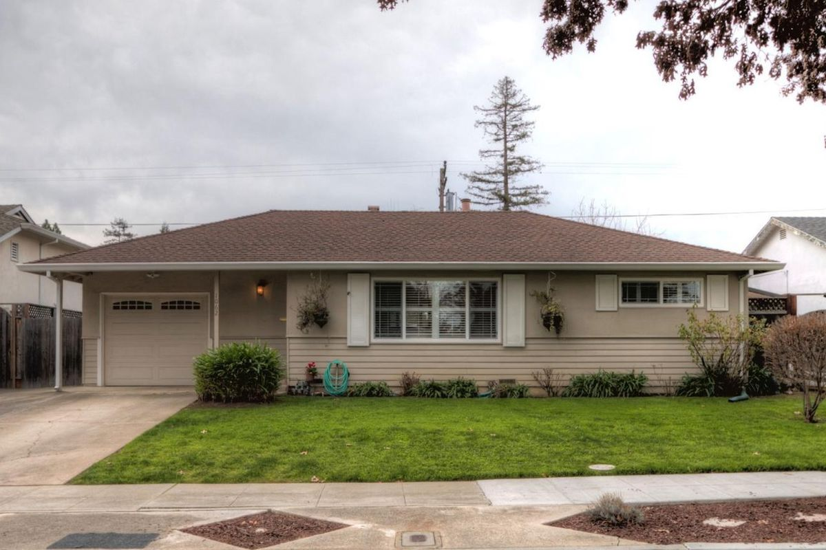 sunnyvale home sold for 2 million in only two days curbed sf