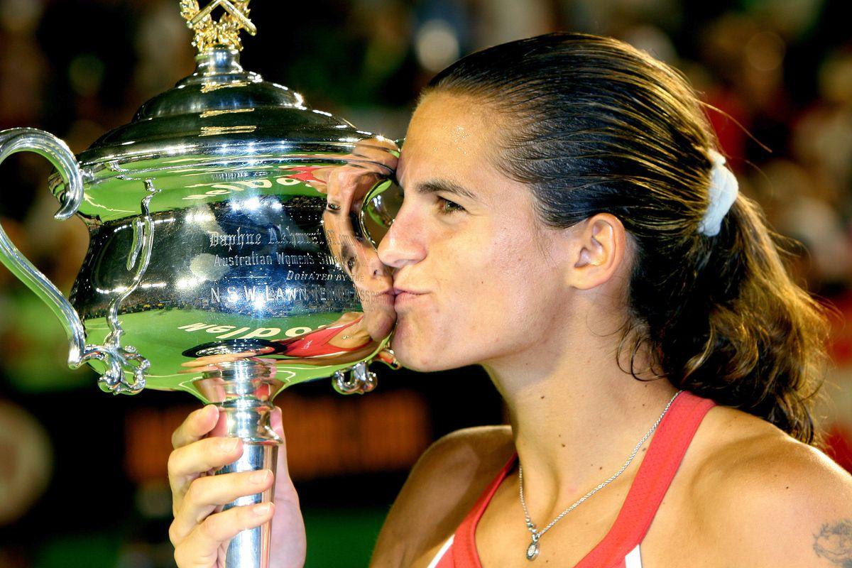 Australian Open 2006 - Women's Singles - Final - Amelie Mauresmo vs Justine Henin-Hardenne
