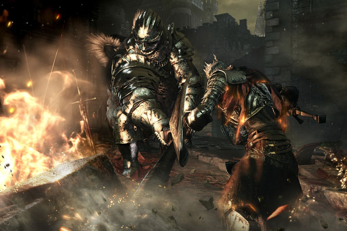 Dark Souls 3's beta test is on the PlayStation Store, but