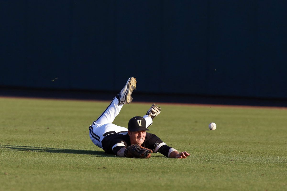 The Commodores definitely didn't bellyflop against the Tigers.