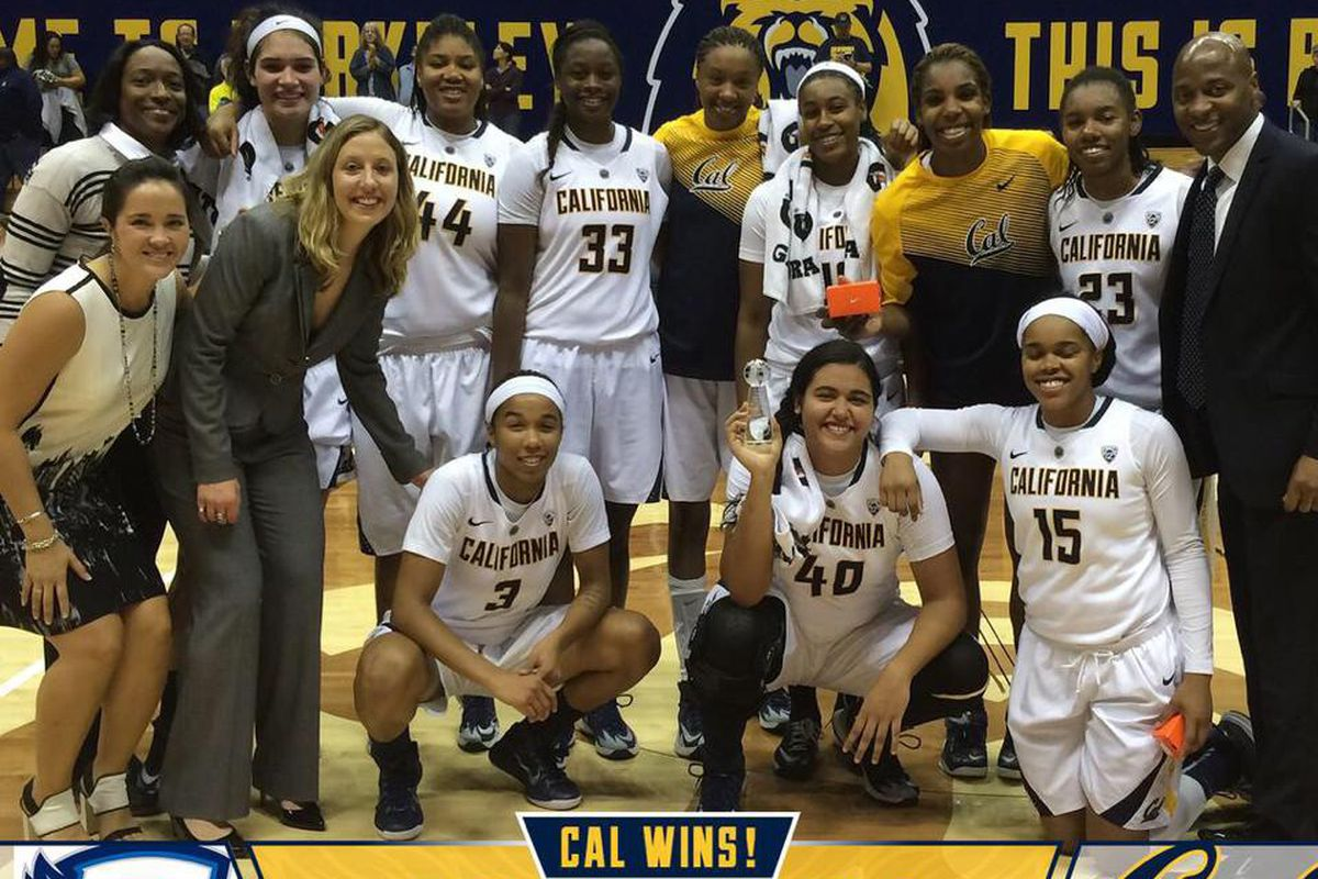 Another easy victory for the Cal Bears in the Cal Classic.