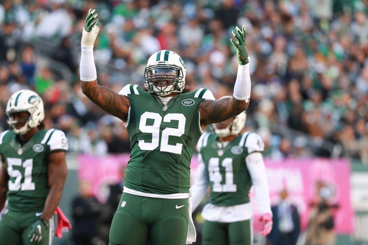 NY Jets Spotlight Leonard Williams Gang Green Nation