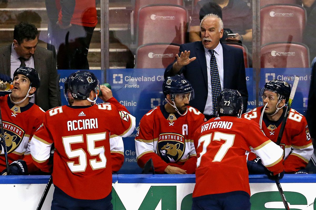 Acciari nets second consecutive hat trick in Panthers 7-4 victory vs. Stars
