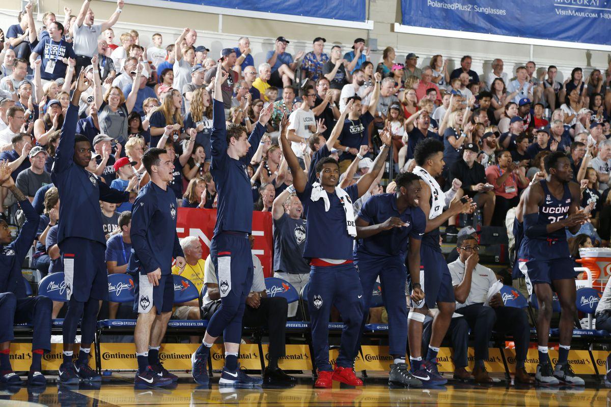 NCAA Basketball: Maui Invitational Day Two- Connecticut vs Chaminade