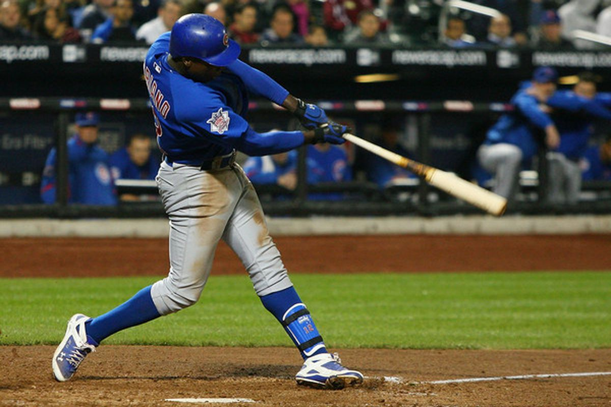 Could Alfonso Soriano be starting one of his hot streaks?