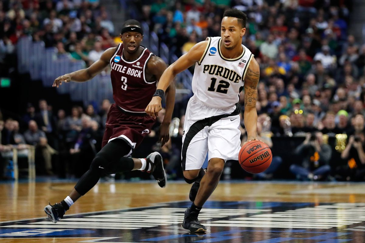 NCAA Basketball Tournament - First Round - Purdue v UALR