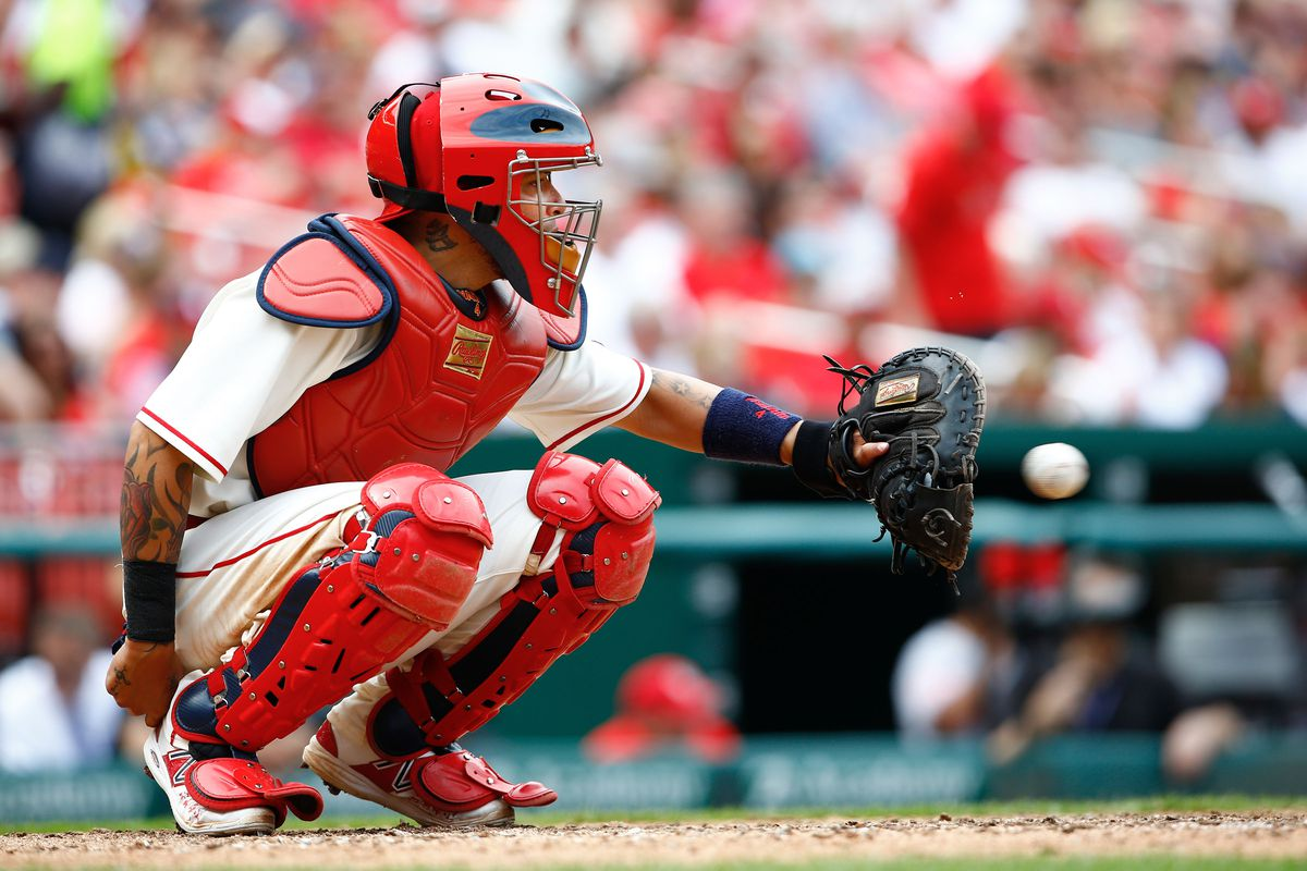 An update on the pitch framing of Yadier Molina - Viva El Birdos