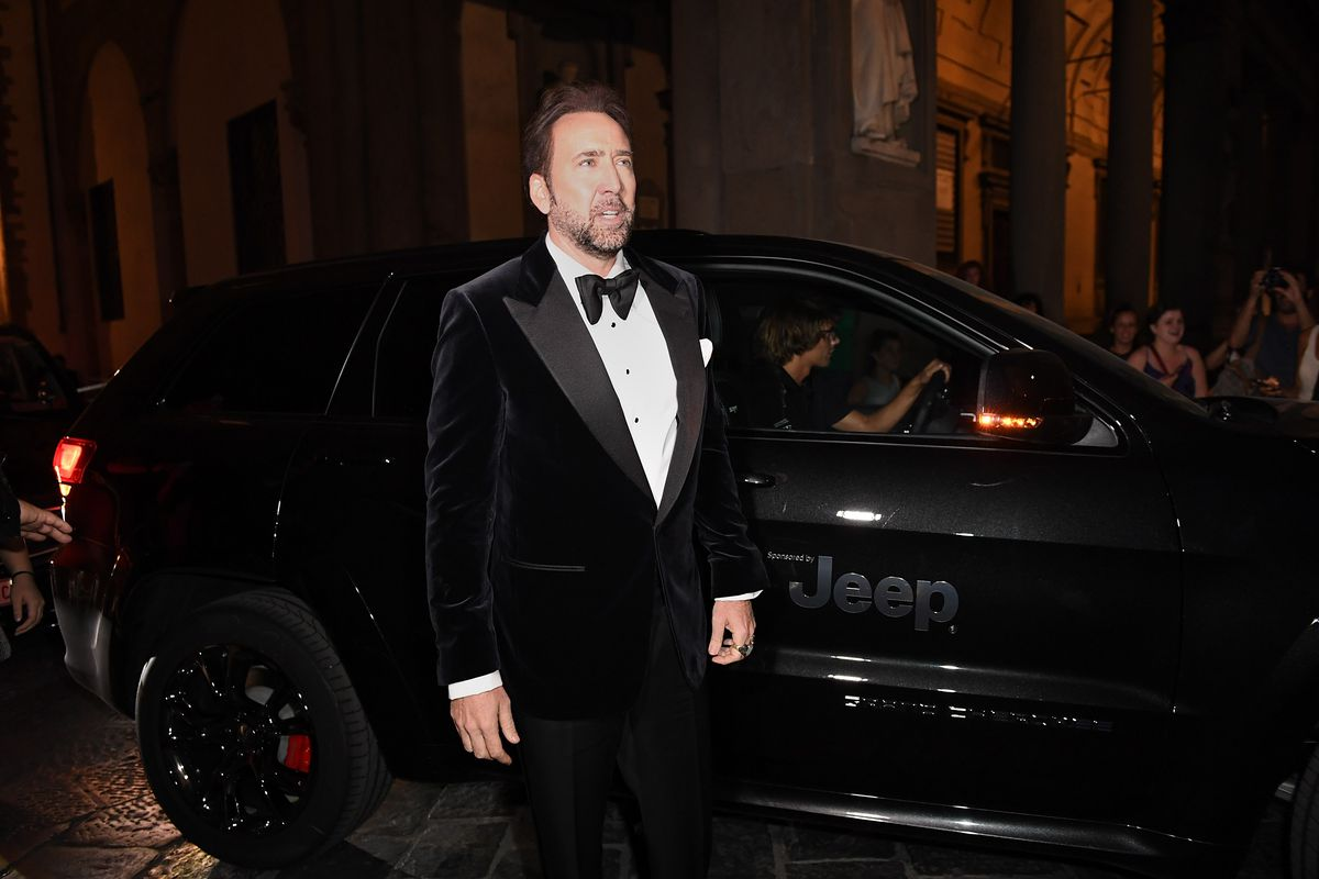 Jeep For Celebrity Fight Night