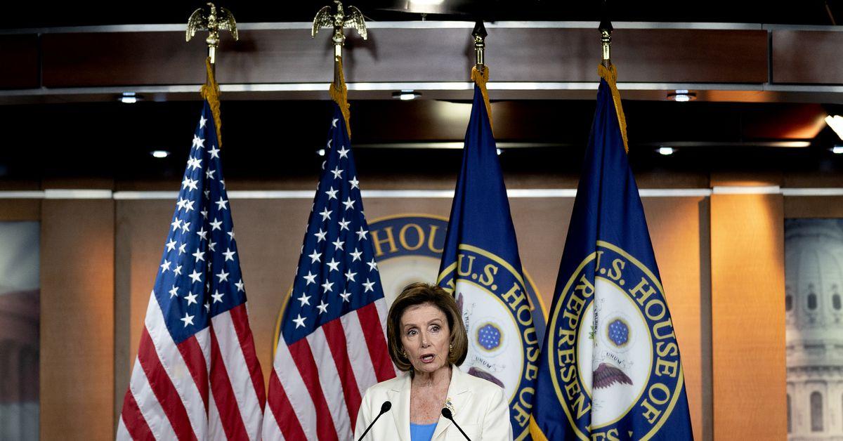 How Nancy Pelosi hopes to back Joe Manchin into a corner