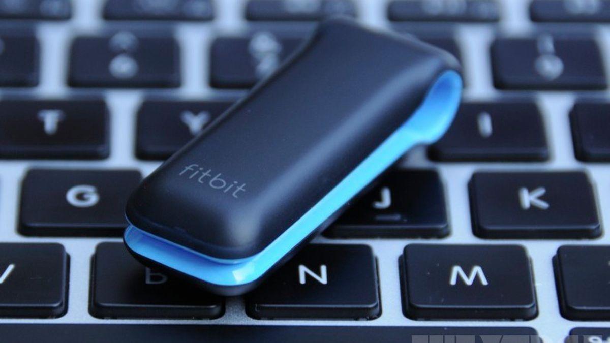 Fitbit Ultra keyboard