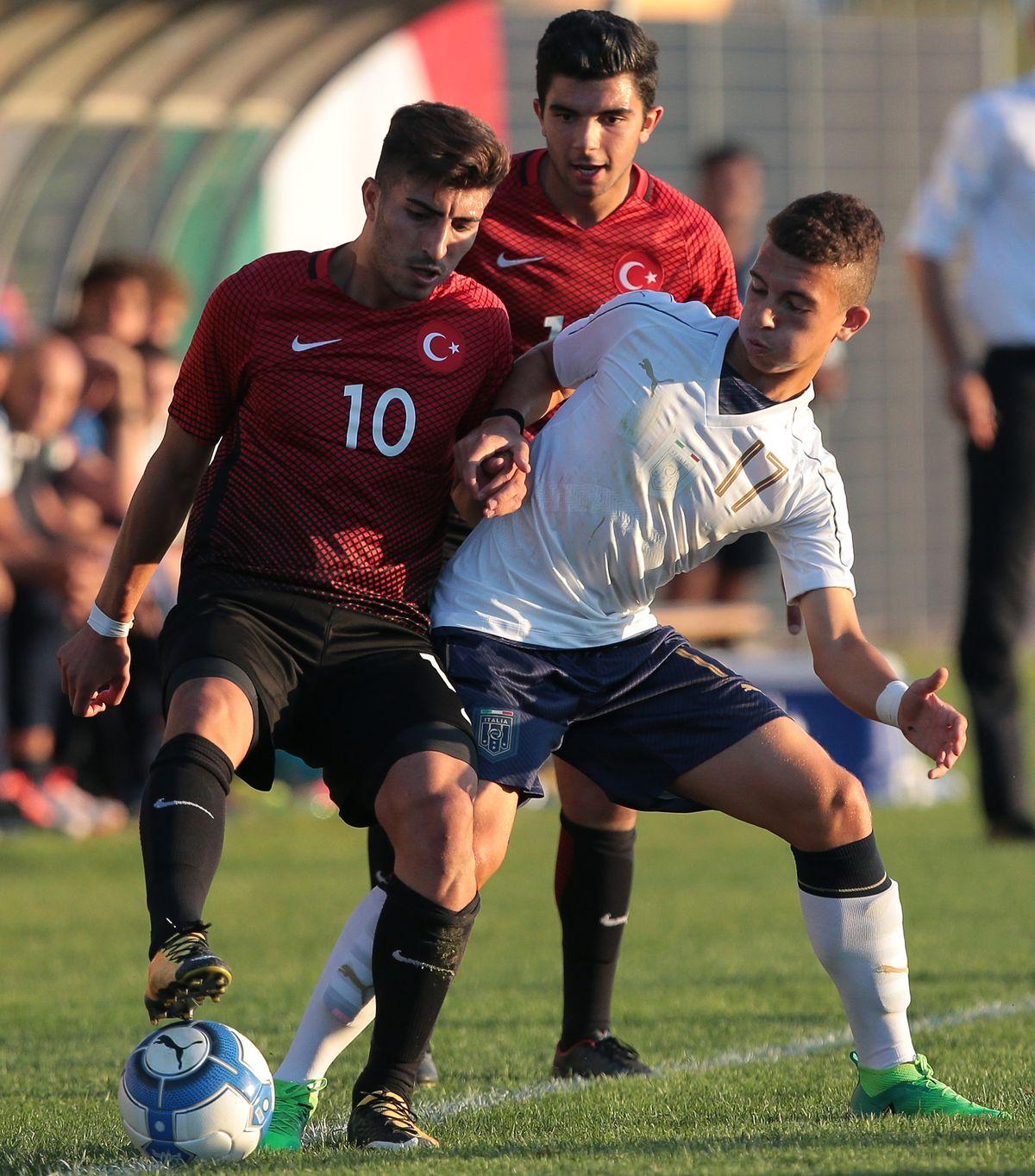 Italy U19 v Turkey U19