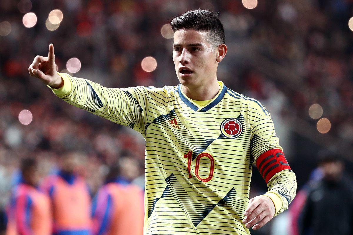 South Korea v Colombia - International Friendly