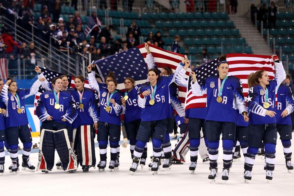 Ice Hockey - Winter Olympics Day 13