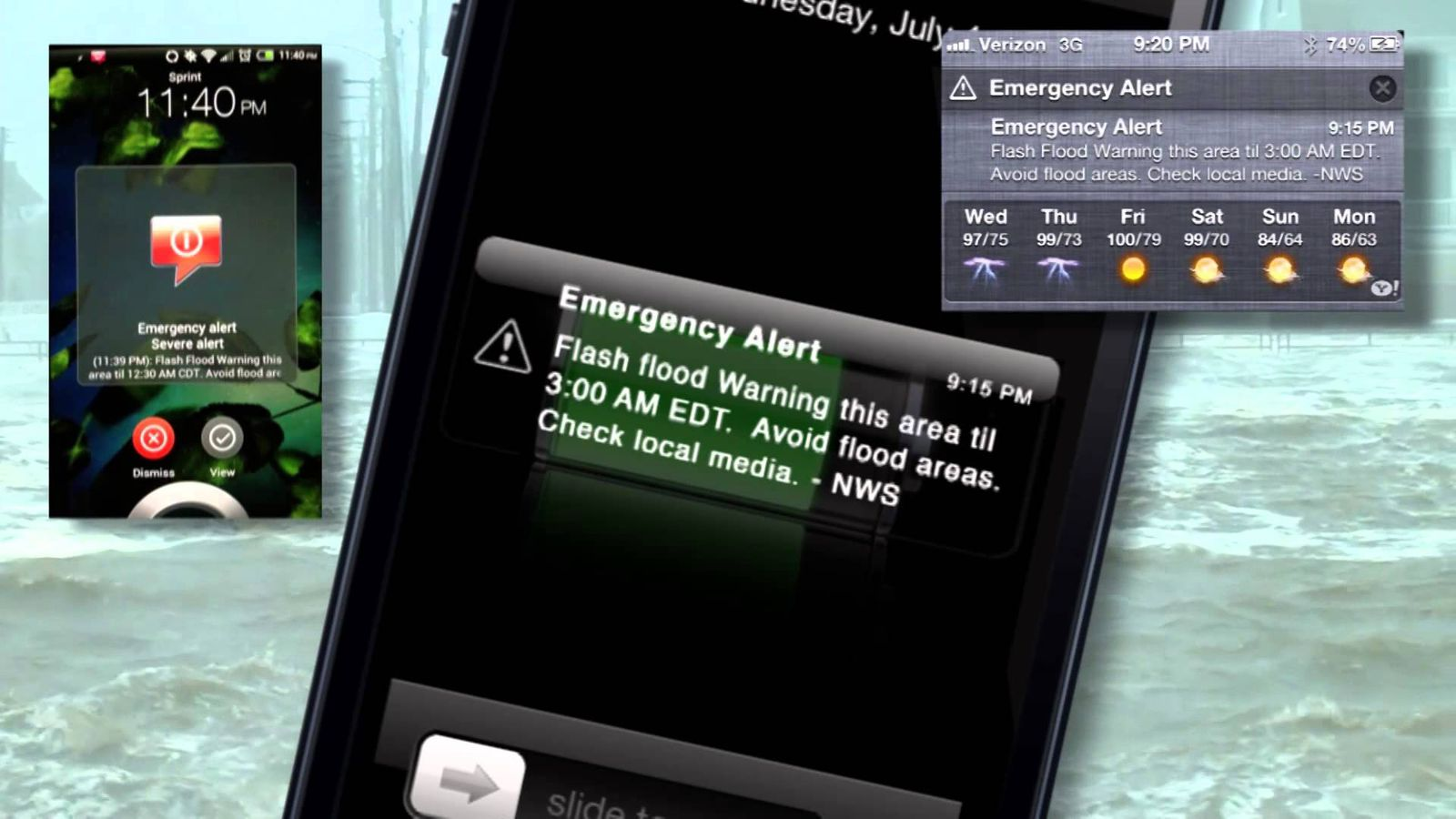 Those Emergency Cellphone Alerts Are About To Get More