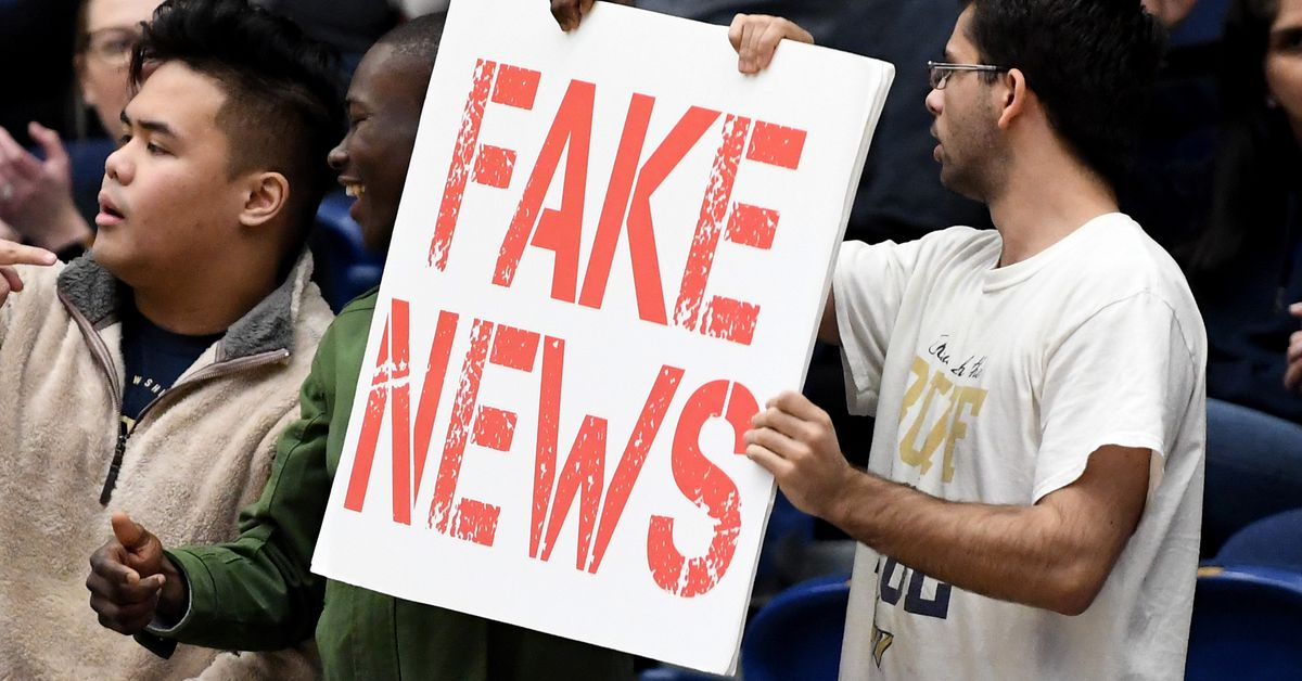 www.vox.com: America's growing fake news problem, in one chart