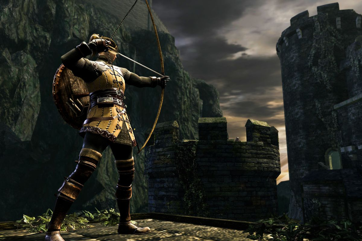 Dark Souls Remastered class and leveling guide - Polygon