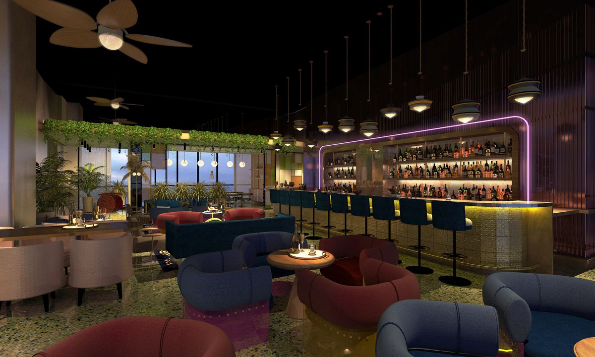 Fort Lauderdale gets its second rooftop bar, Sparrow ...