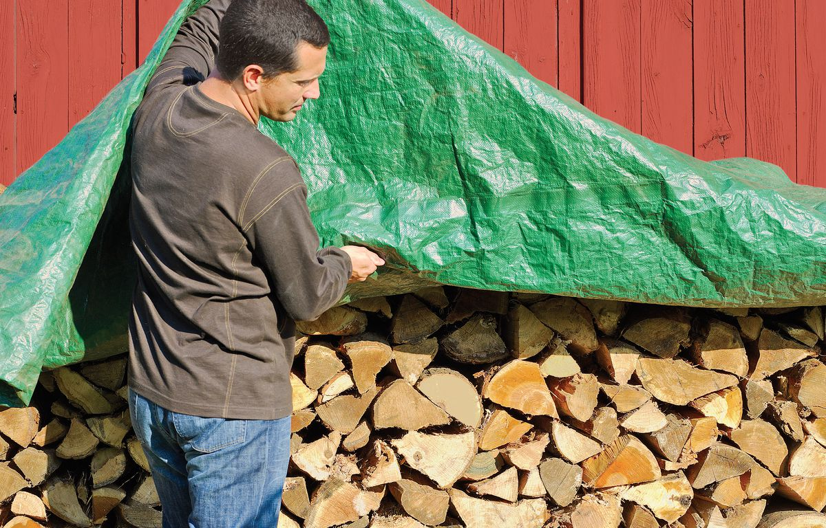 <p>Buy firewood in the spring and season it yourself to save $100 per cord</p>