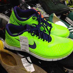 Nike Frees $44.95