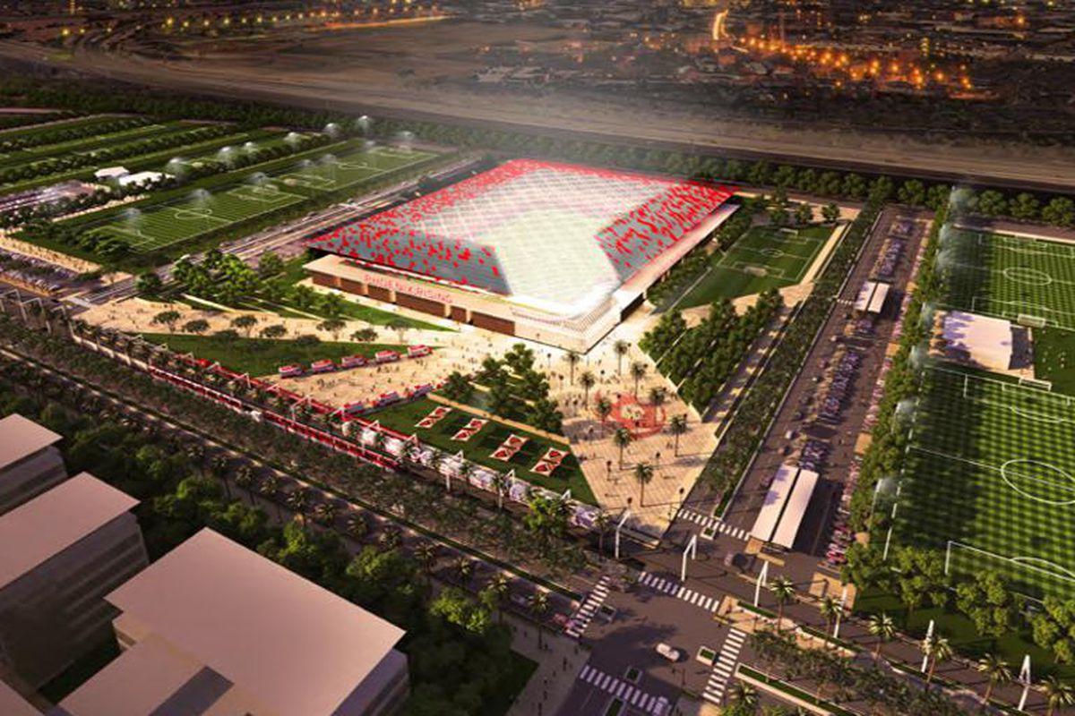 MLS Expansion Update: Phoenix, Nashville, Tampa Bay, Miami