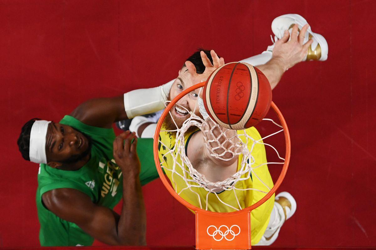 JPN: Nigeria v Australia Men's Basketball - Olympics: Day 2