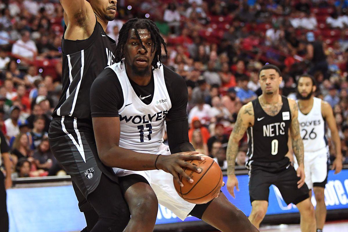 NBA: Summer League-Brooklyn Nets at Minnesota Timberwolves