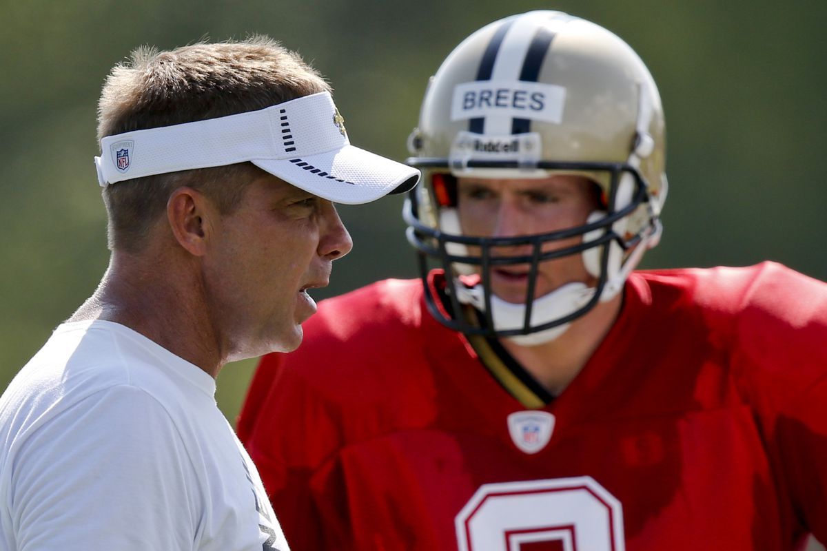 The tandem of Sean Payton and Drew Brees is expected to return the Saints to their winning ways.