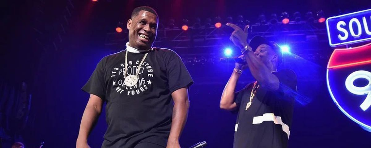 Jay Electronica and JAY-Z