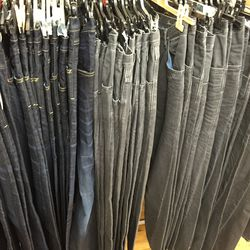 Men's jeans, 60% off