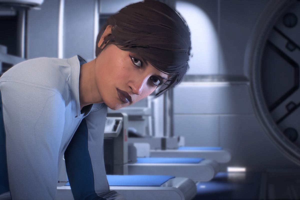 mass effect andromeda s character creator is stressing me out the