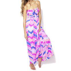 "<b>Zinke</b> Zoe Convertible Dress, <a href=""http://www.azaleasnyc.com/collections/beach-wear/products/zinke-zoe-dress"">$215</a> at Azaleas"