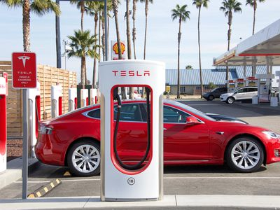 The Tesla facility would be located at 1401 Santa Monica Boulevard.