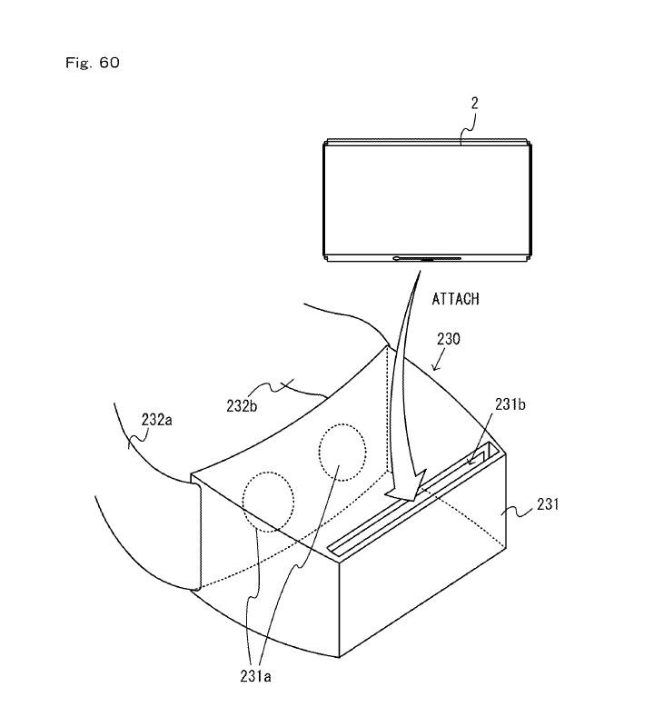 Nintendo Switch VR accessory