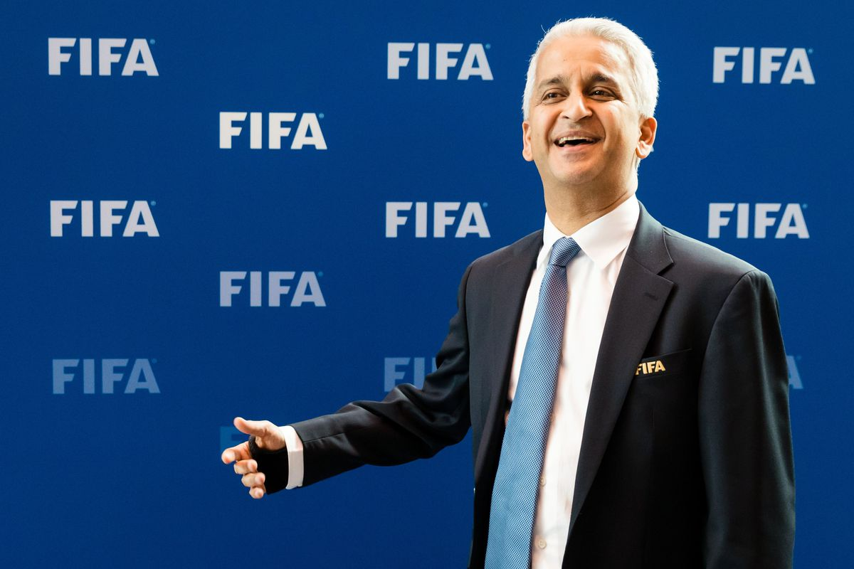 Sunil Gulati will not run for another term as US Soccer president