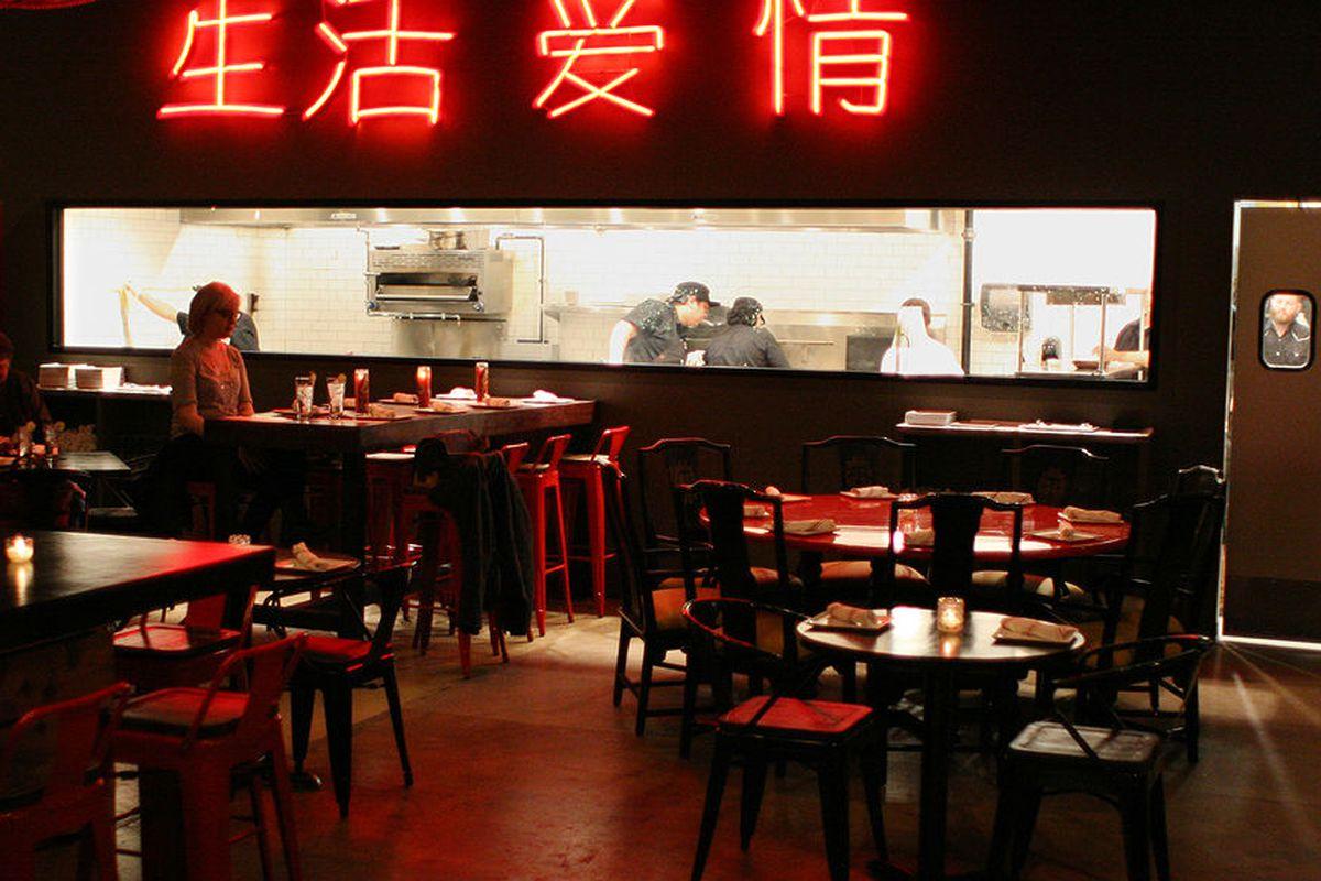 Chino Chinatown.