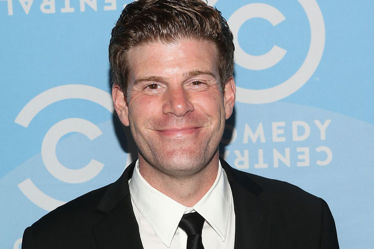HOLLYWOOD, CA - AUGUST 16:  Actor Stephen Rannazzisi attends the Comedy Central Creative Arts Emmy Party at Boulevard 3 on August 16, 2014 in Hollywood, California.  (Photo by Jesse Grant/Getty Images for Comedy Central)