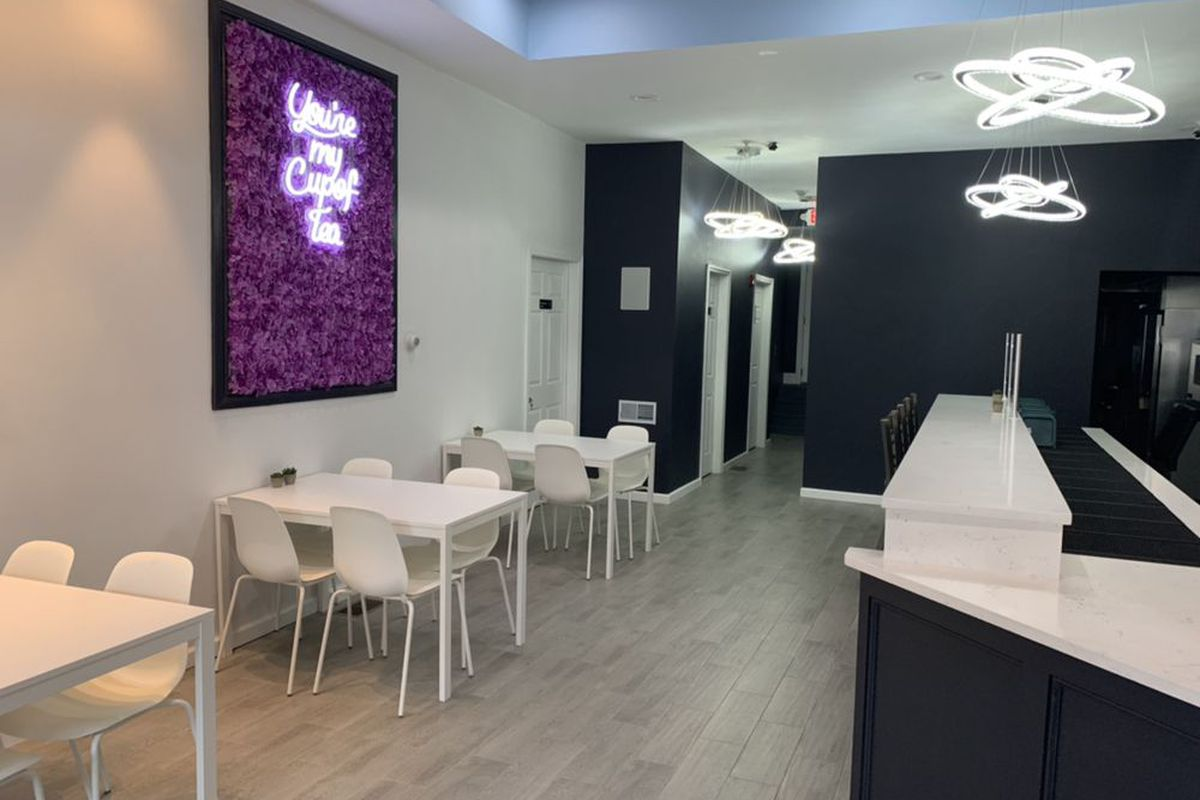 Bubble Tea Cafe Boba Me Opens On Mission Hill Eater Boston