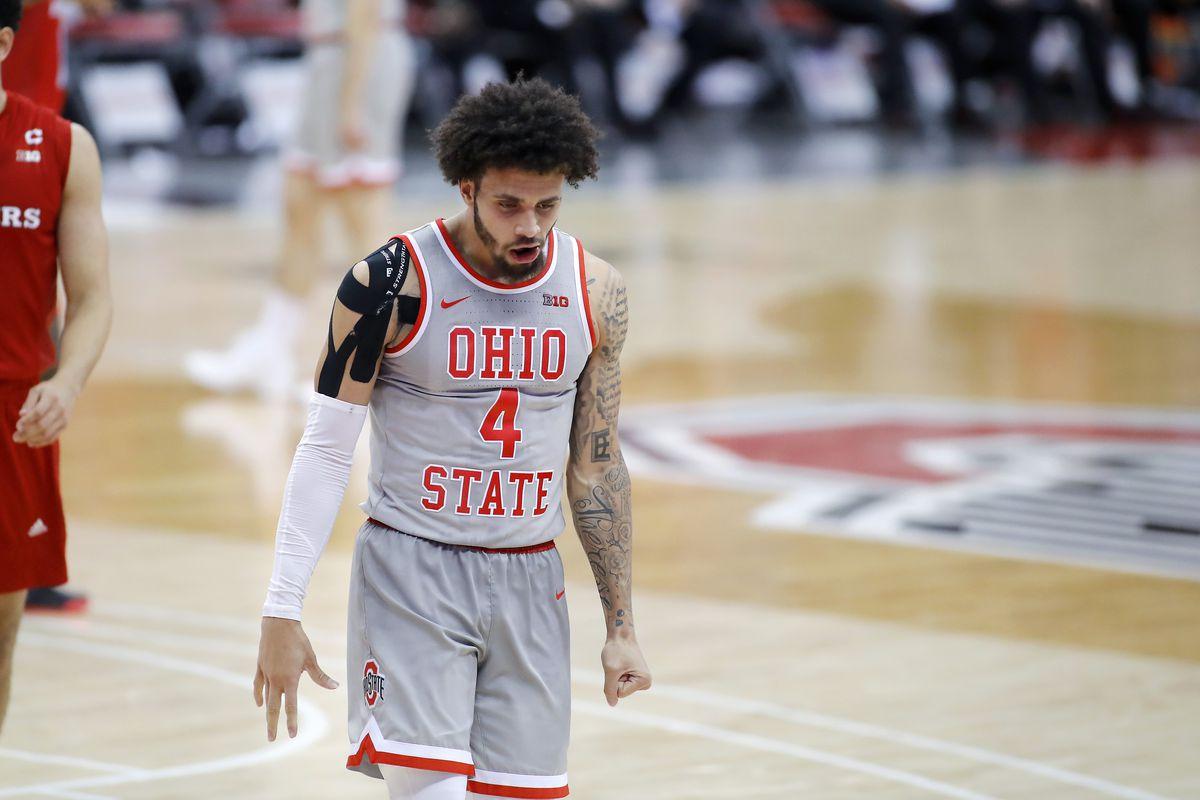 NCAA Basketball: Rutgers at Ohio State