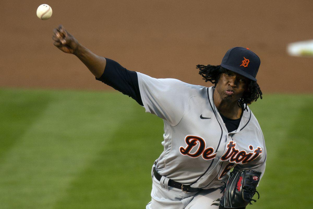MLB: Detroit Tigers at Oakland Athletics