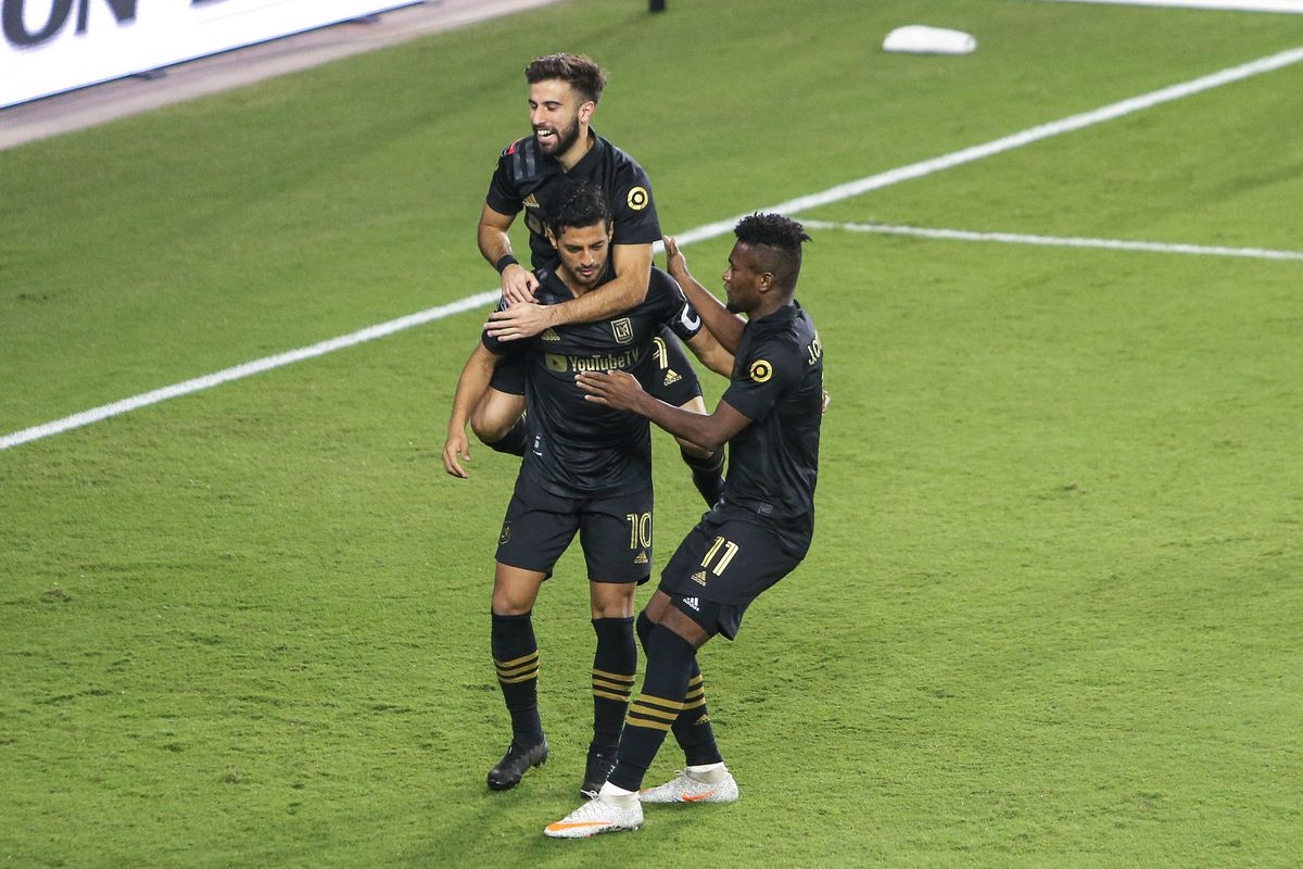 Los Angeles FC v Club America: Semifinals - 2020 CONCACAF Champions League