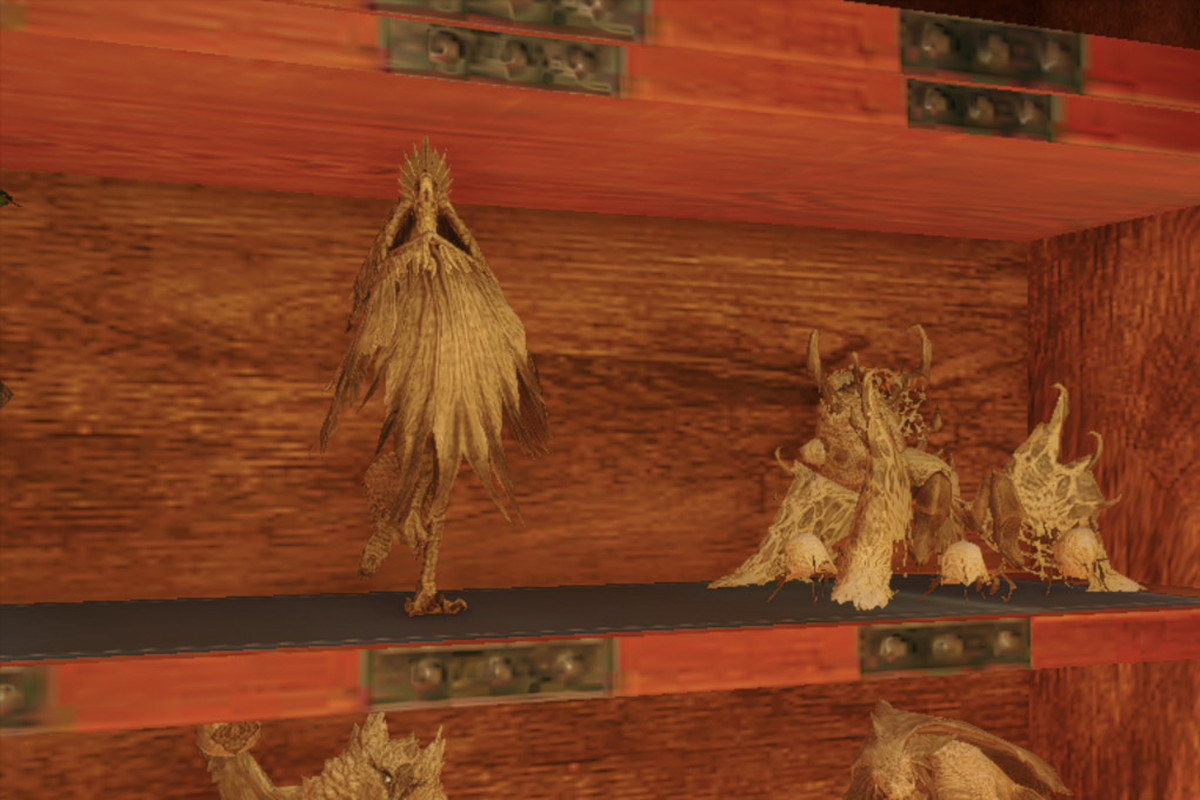 Monster Hunter Rise guide: Lava Caverns collectible relic records locations
