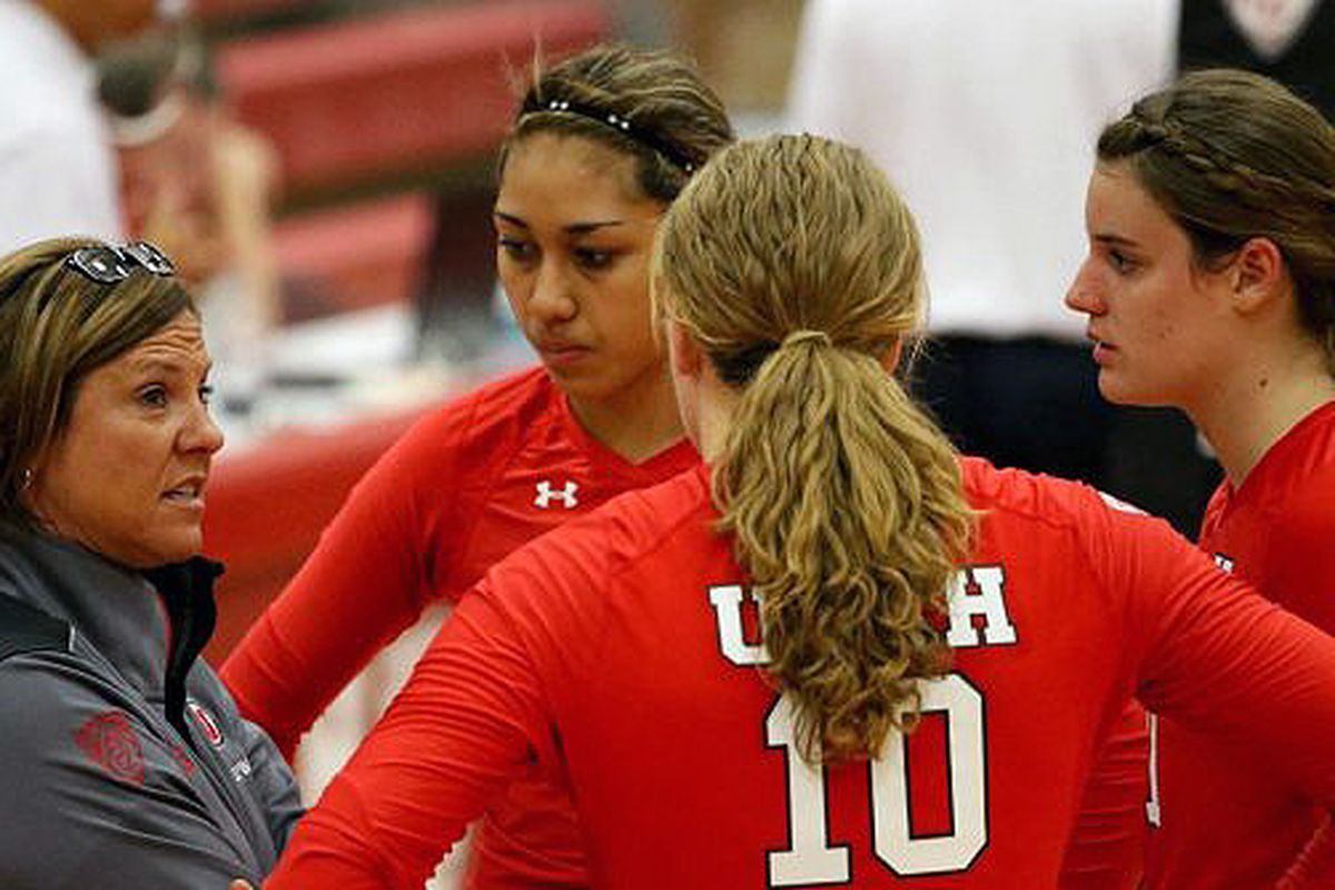 Utah head coach Beth Launiere has her squad off to a 7-0 start, third best in school history.