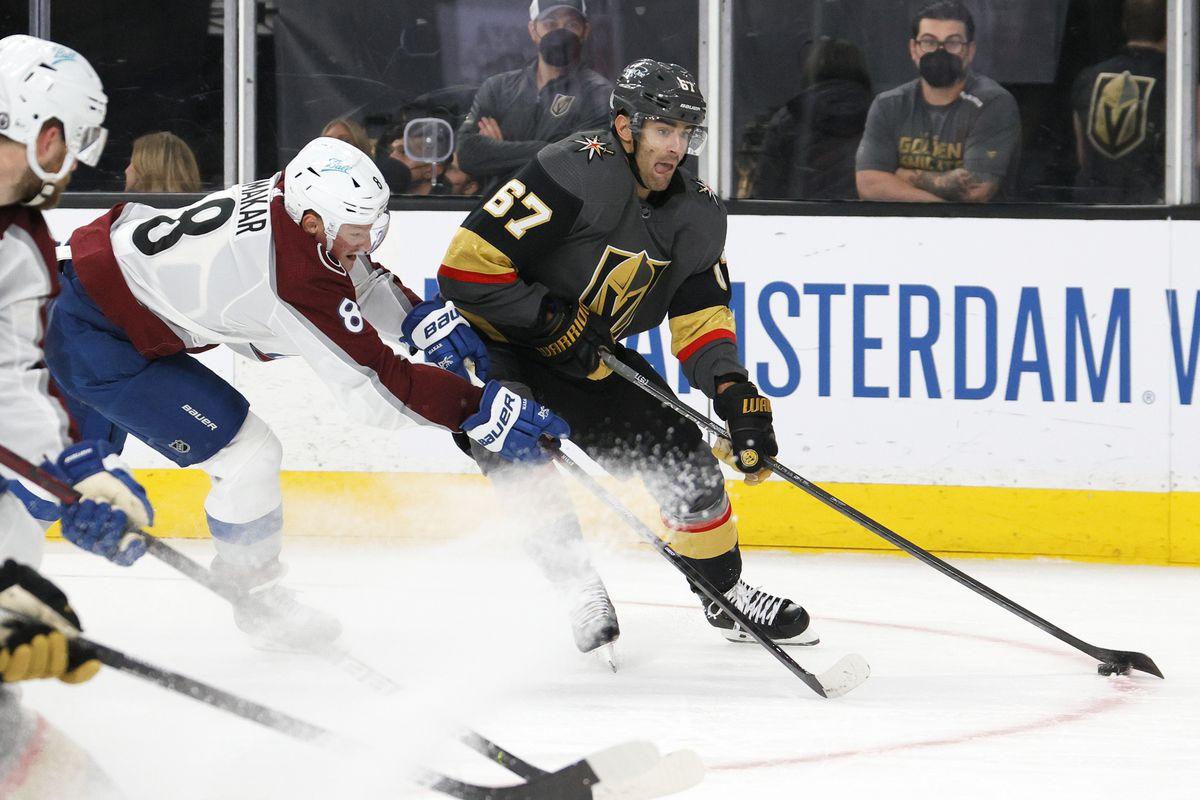 Colorado Avalanche v Vegas Golden Knights - Game Four