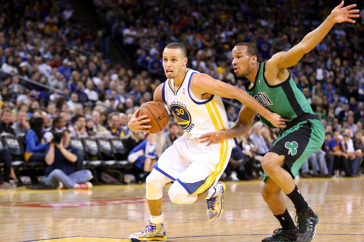 Stephen Curry against Avery Bradley will be a matchup to watch.