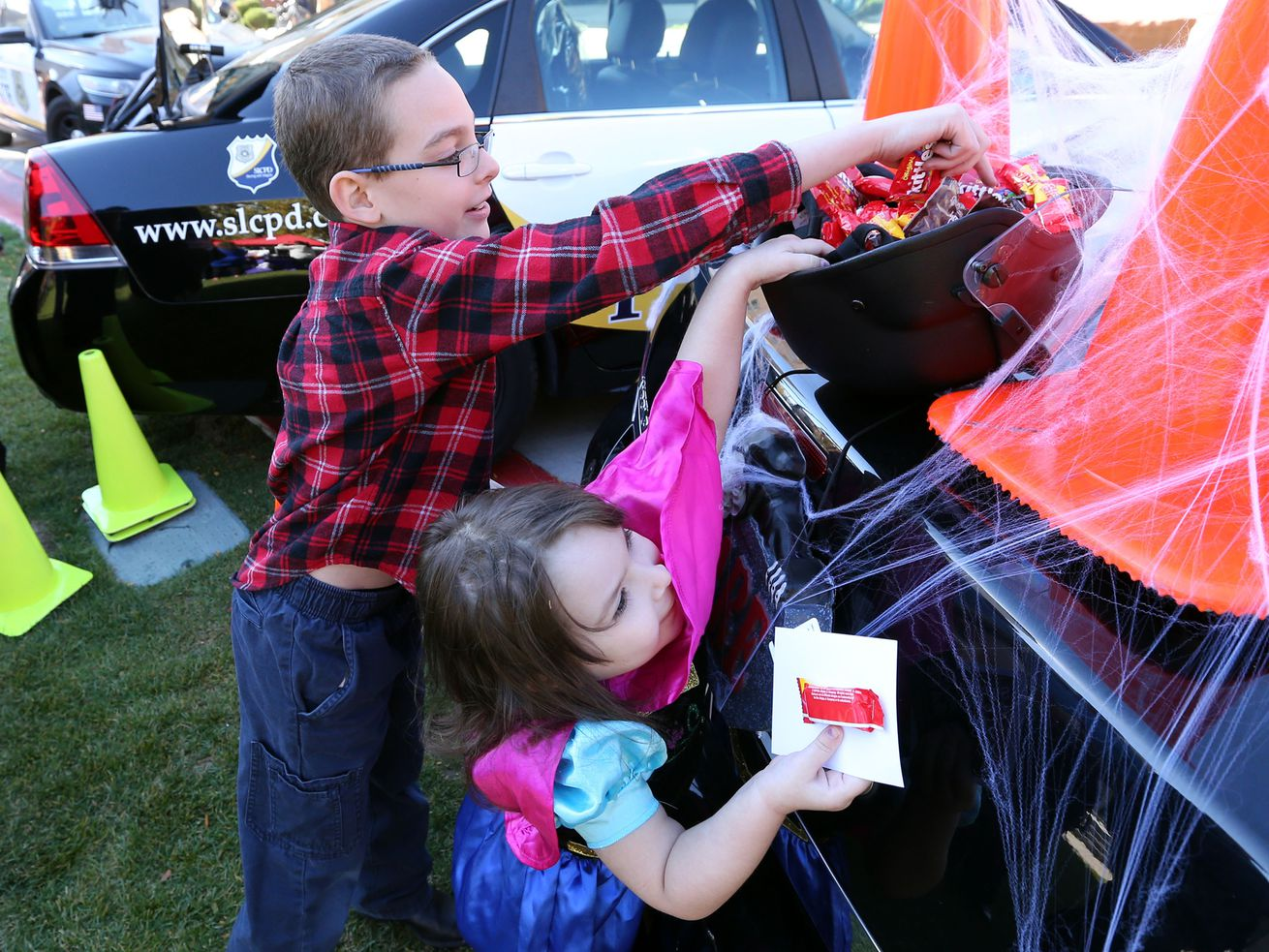 Are overprotective parents ruining Halloween?