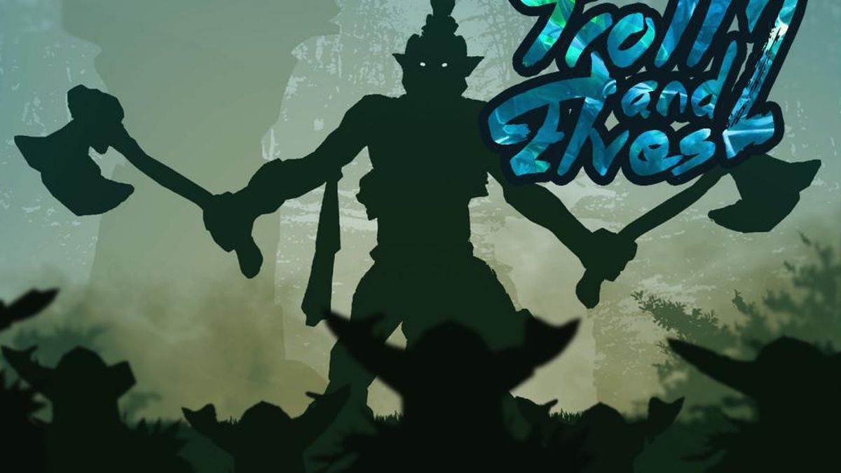 Arcade Night: Let's try Troll & Elves 2, a Dota 2 custom game - The