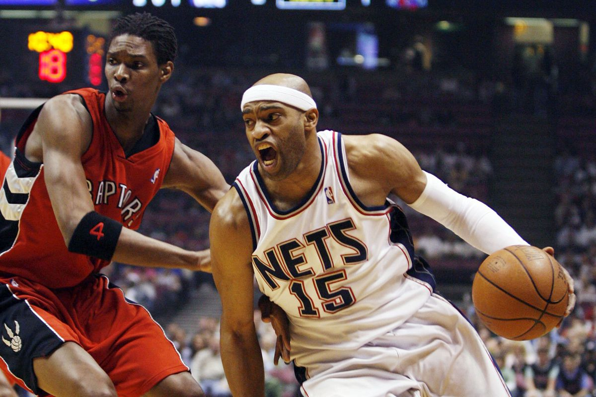 Ten Years After Raptors look back at Vince Carter trade NetsDaily