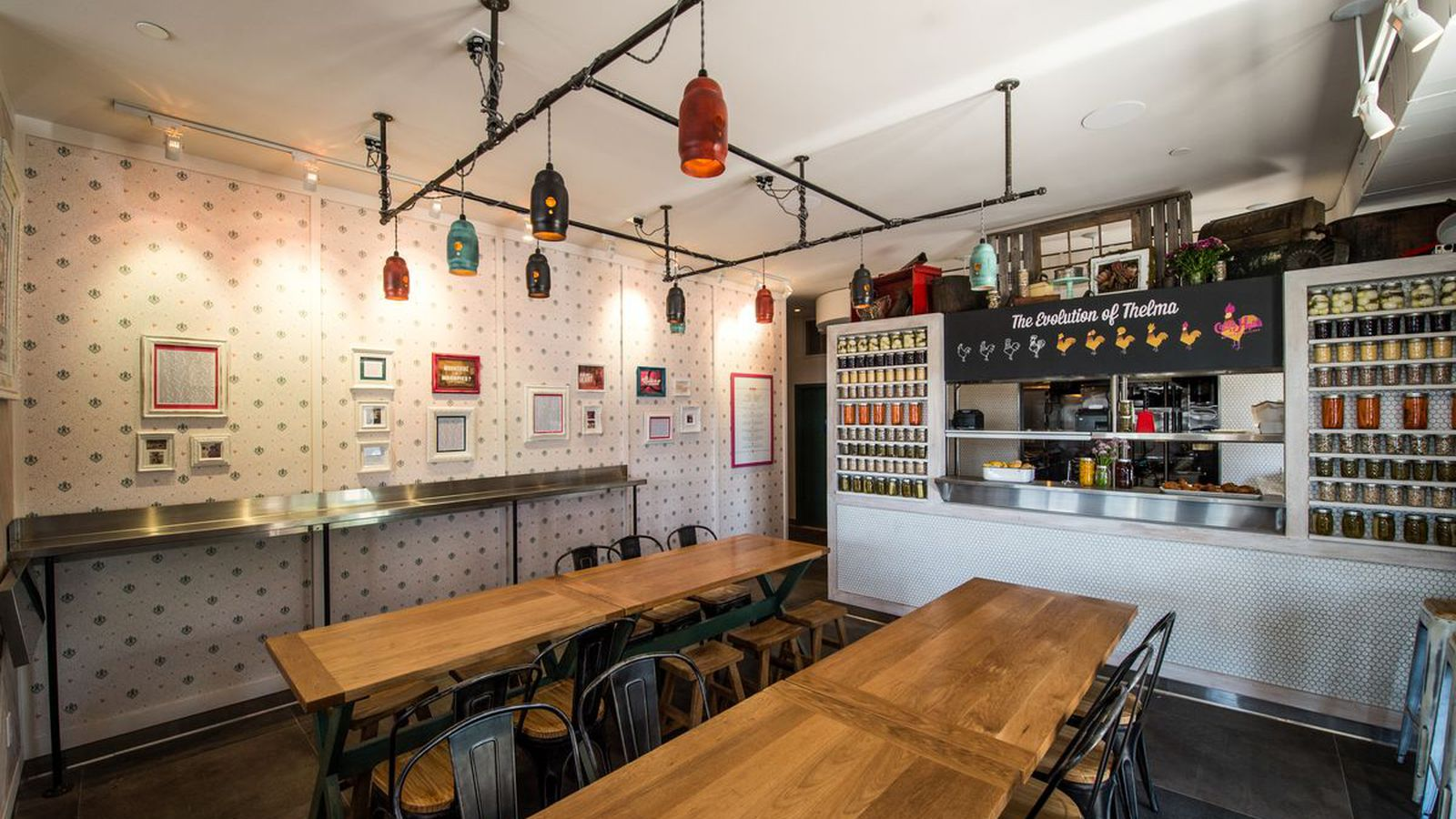 Carla Hall\'s Southern Kitchen - Eater NY