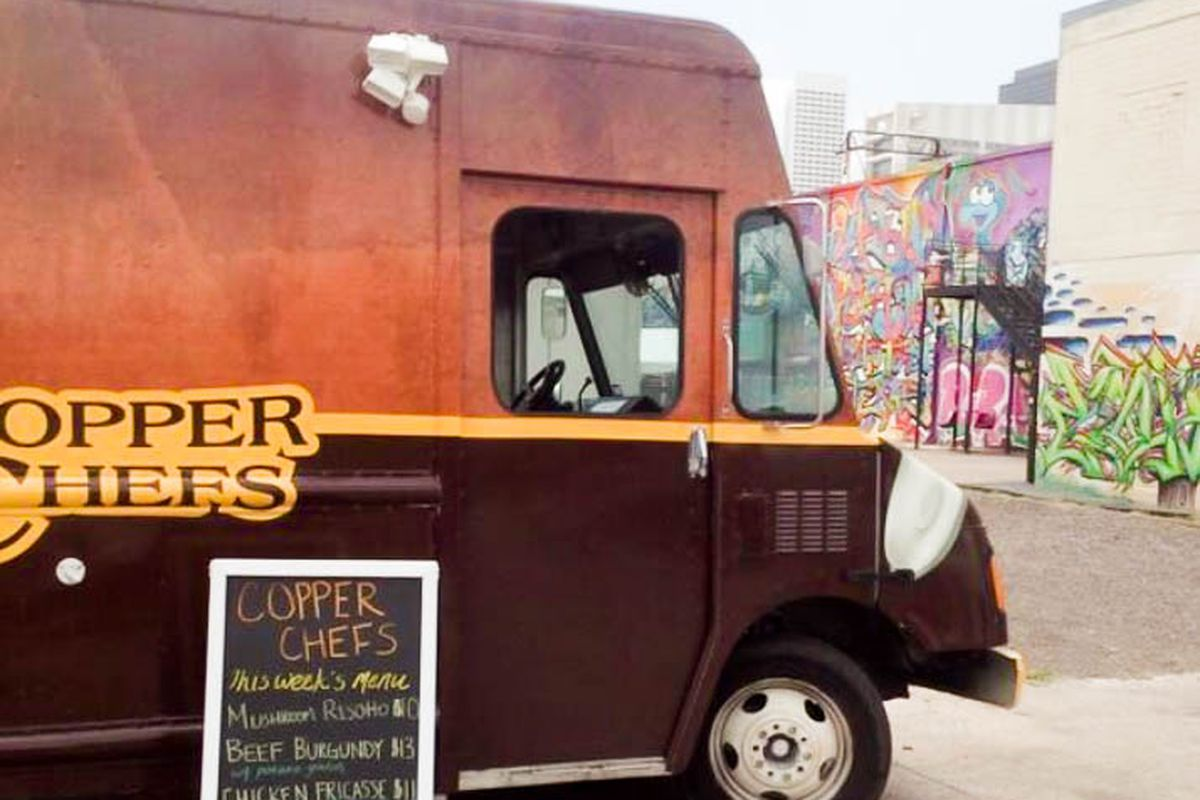 Copper Chef, the gourmet kitchen on wheels, calls it quits.